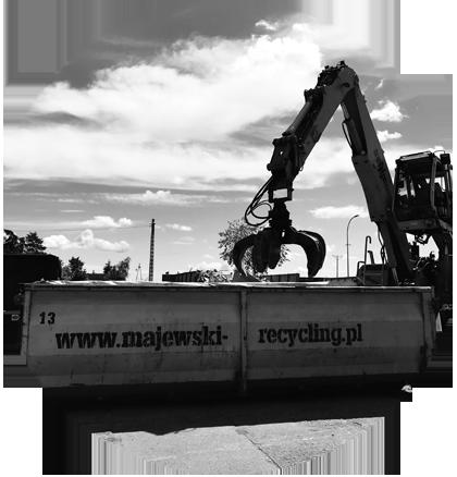 RECYCLING Majewski – Skup i Sprzedaż Złomu | Rumianek